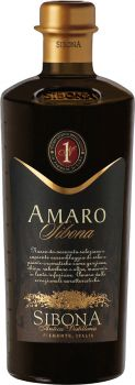 Sibona Amaro 0,5 l - productkeywords
