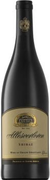 Allesverloren Shiraz - productkeywords