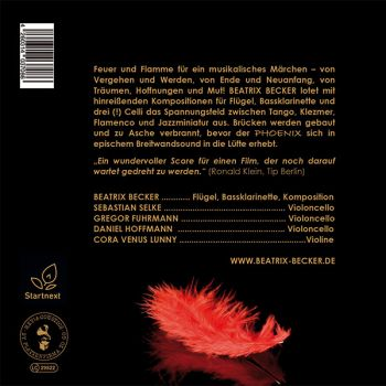 Audio-CD Phoenix Beatrix Becker